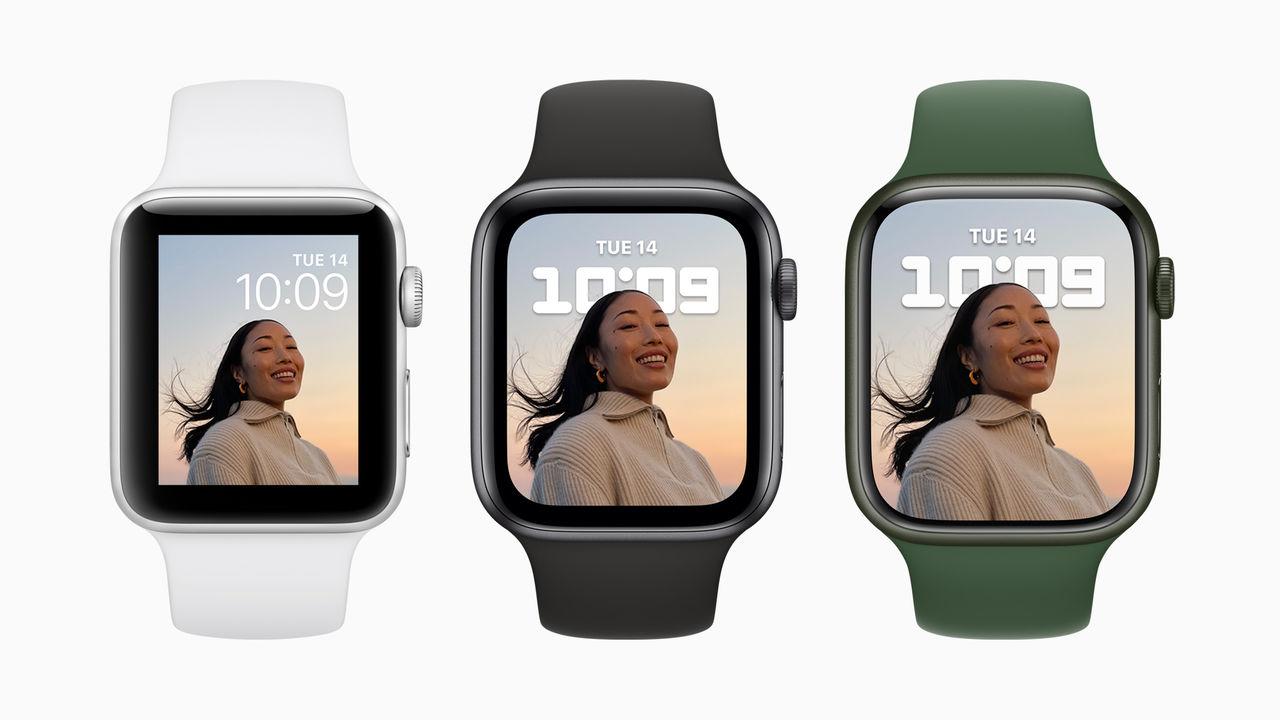 Apple Watch Series 7 får samma chip som förra året