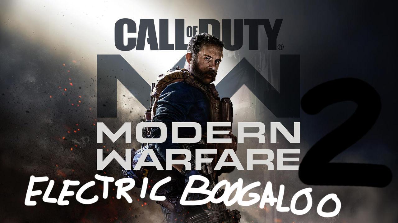 Call of Duty 2022 verkar bli Modern Warfare 2