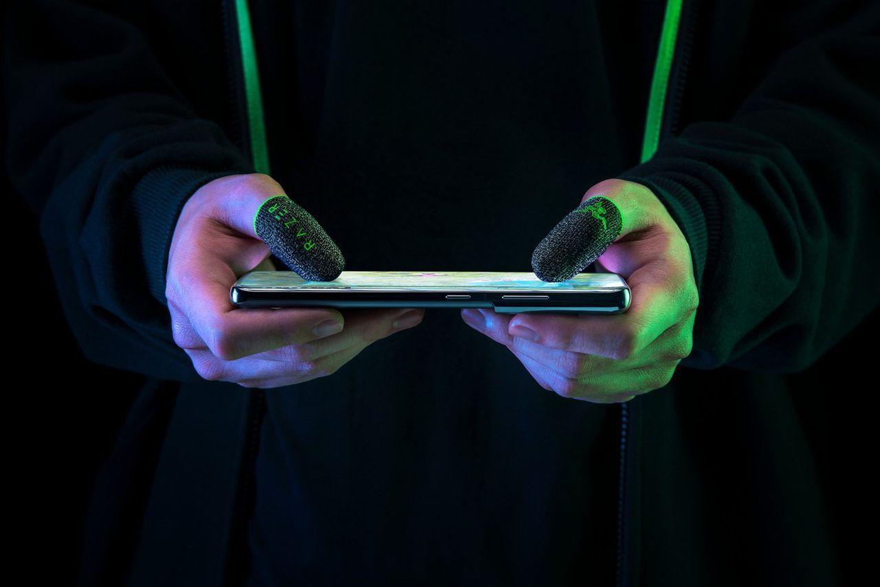Razer släpper fingervantar för mobilspelare