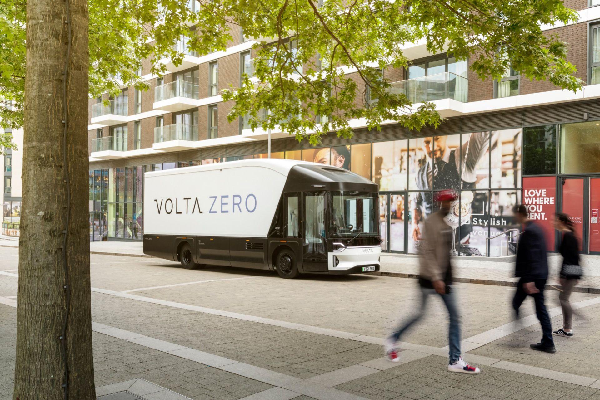 Volta Trucks får in 37 miljoner euro till