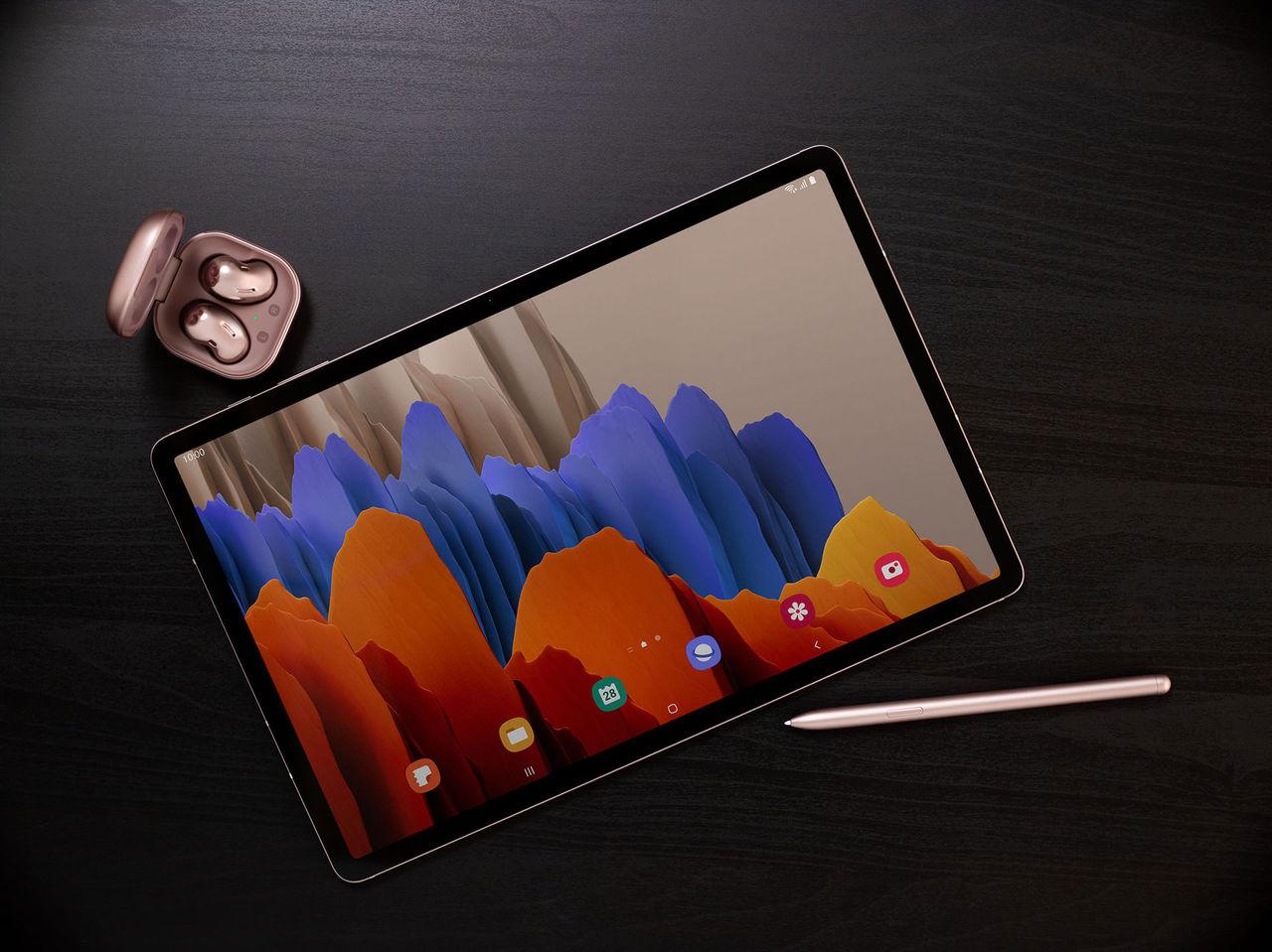 Samsung Galaxy Tab S8 Ultra kan få OLED-skärm på 14,6 tum