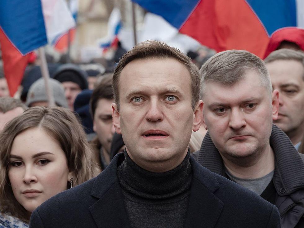 Navalnyjs app utslängd från app-butiker i Ryssland