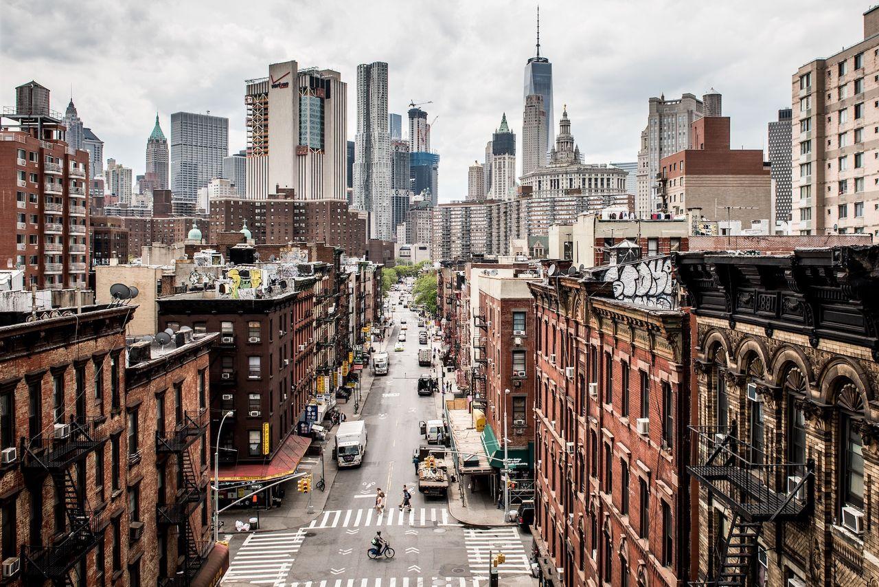 New York inför lag som förbjuder all bilförsäljning vid 2035