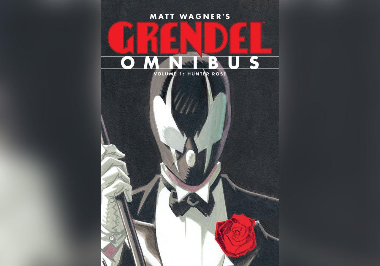 Grendel från Dark Horse Comics blir tv-serie