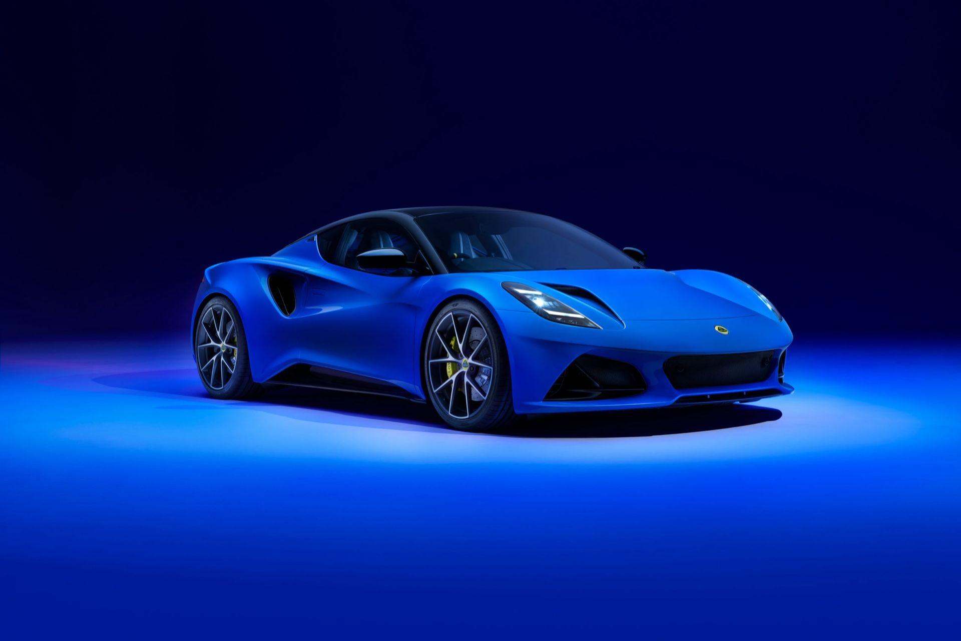 Lotus Emira blir din för 75.995 pund