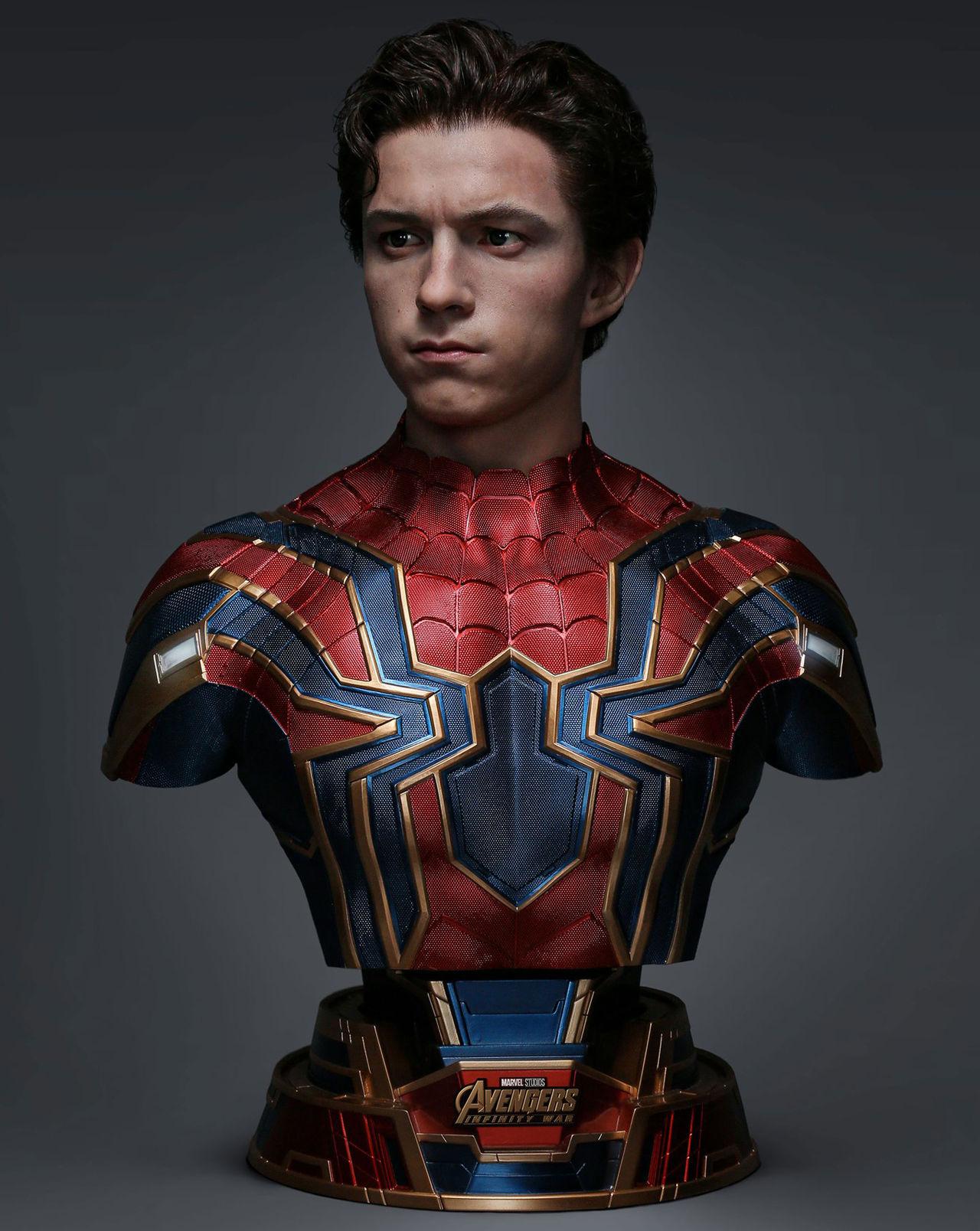 Nu kan du köpa en Spider-Man-byst