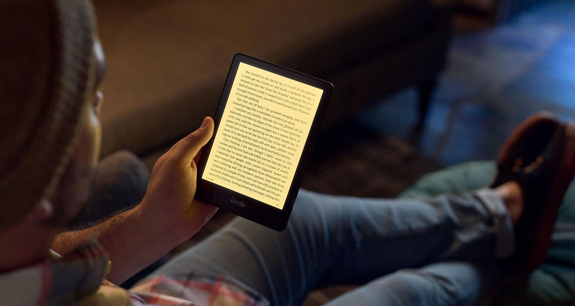 Amazon uppgraderar Kindle Paperwhite med större skärm Samt bättre batteritid och USB-C