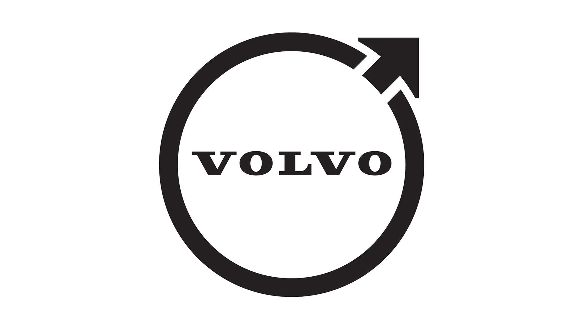 Ny logga för Volvo Cars och Volvo Group
