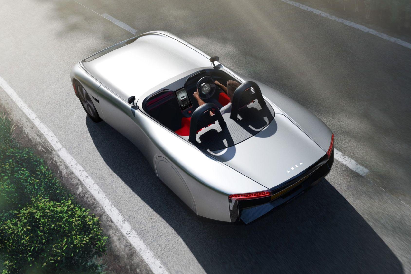 Brittiska tillverkare går samman och tar fram elbil