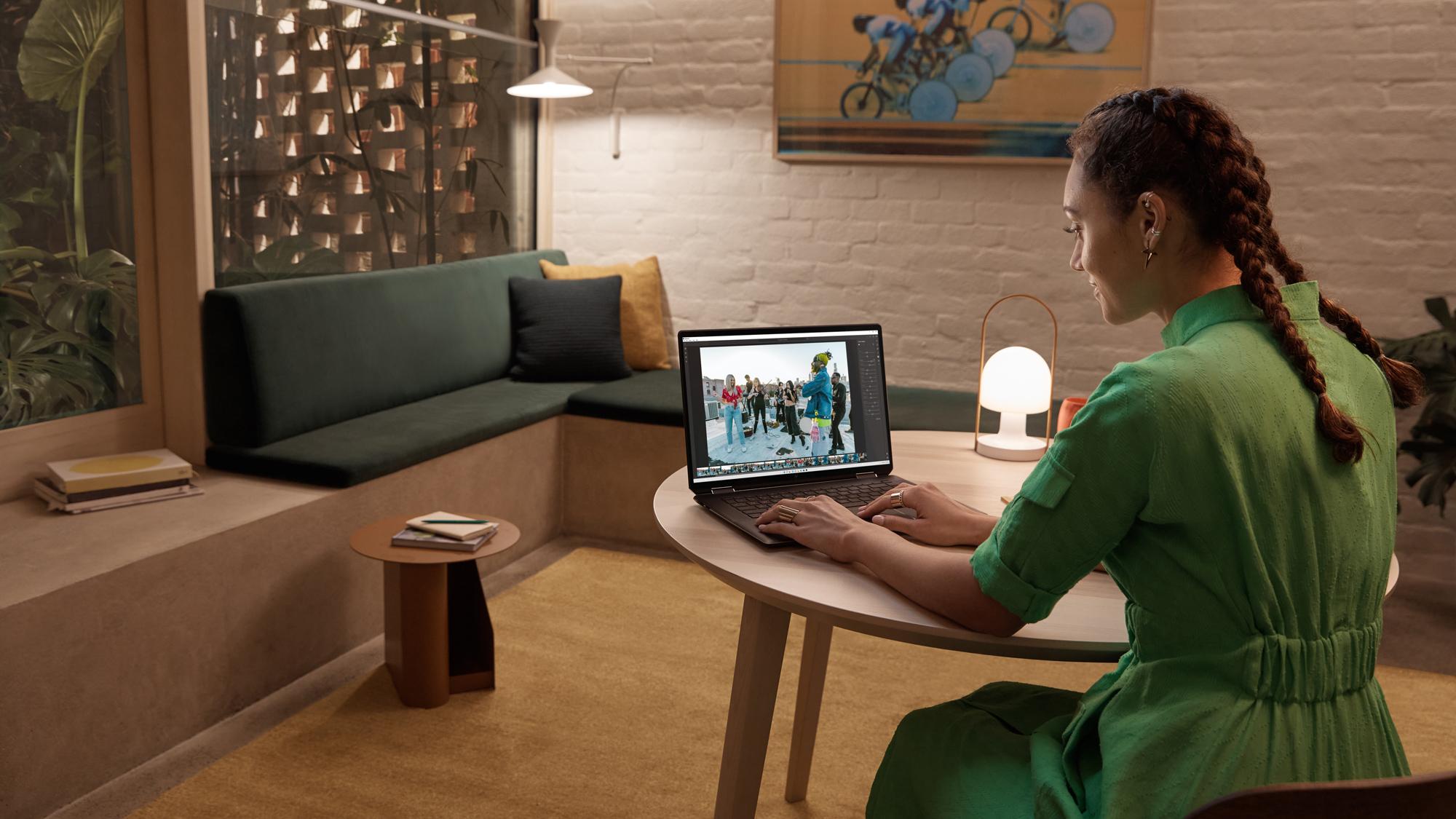 HP presenterar Spectre X360 16 Med ordentlig OLED-panel