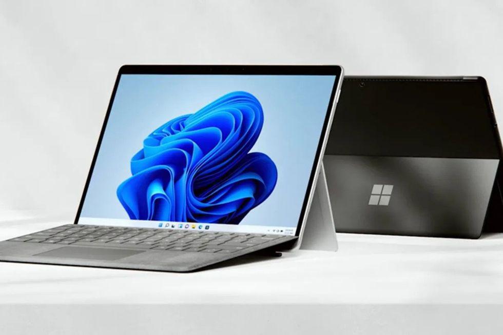 Microsoft visar upp Surface Pro 8