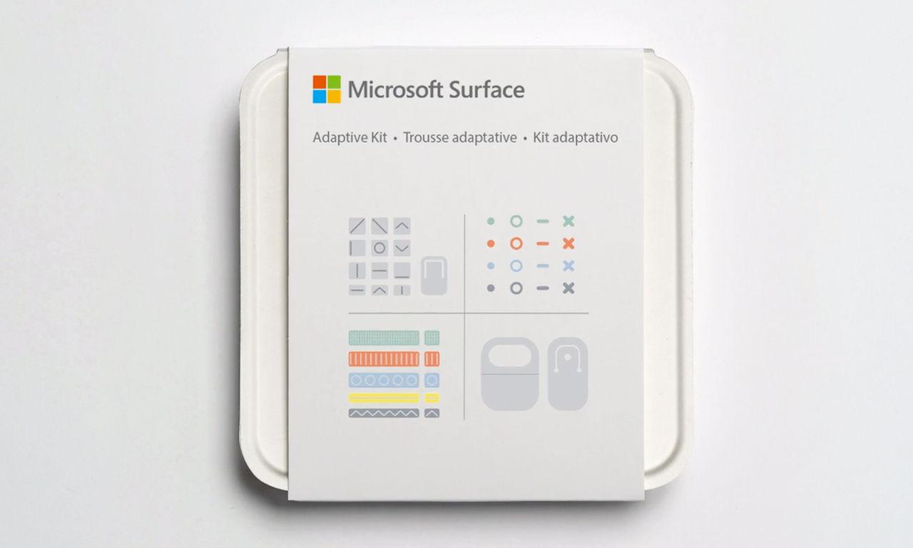 Microsoft visar upp Surface Adaptive Kit