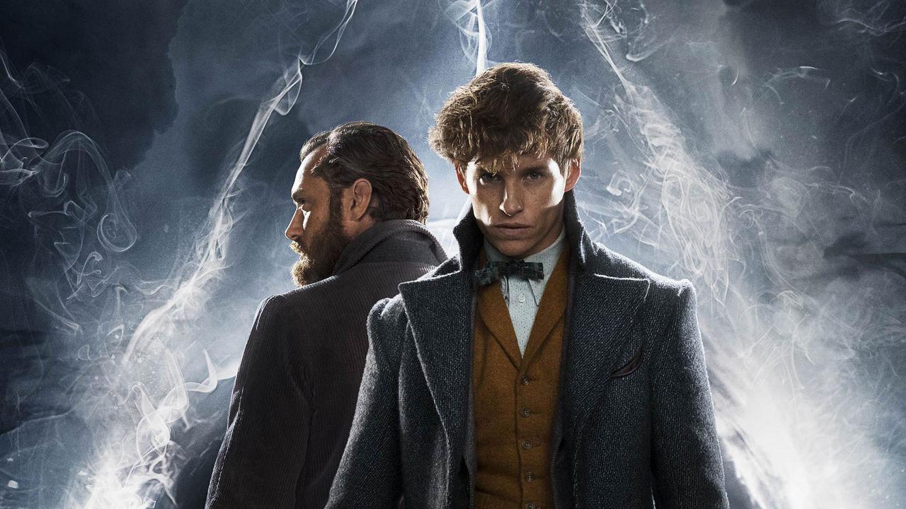 Fantastic Beasts 3 släpps 15 april