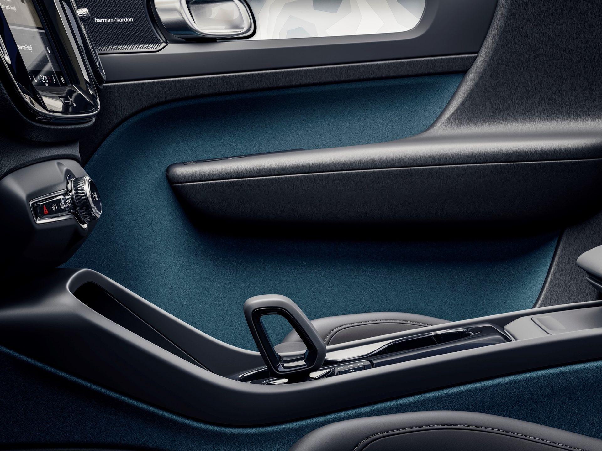 Volvo slutar använda läder i sina elbilar