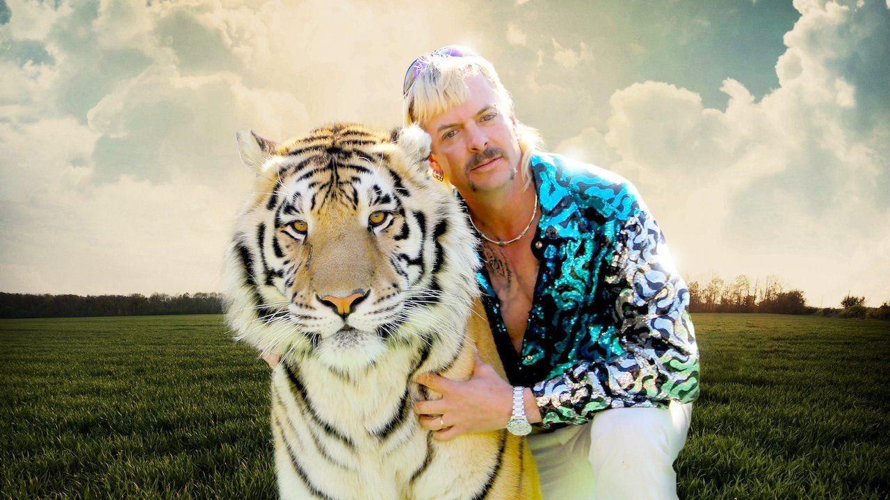Det kommer mer Tiger King till Netflix i år