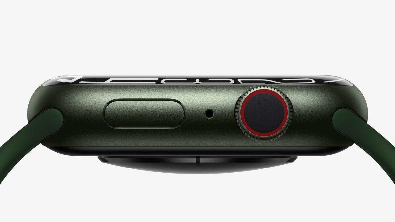 Apple Watch Series 7 har hemligt dataöverföringsprotokoll