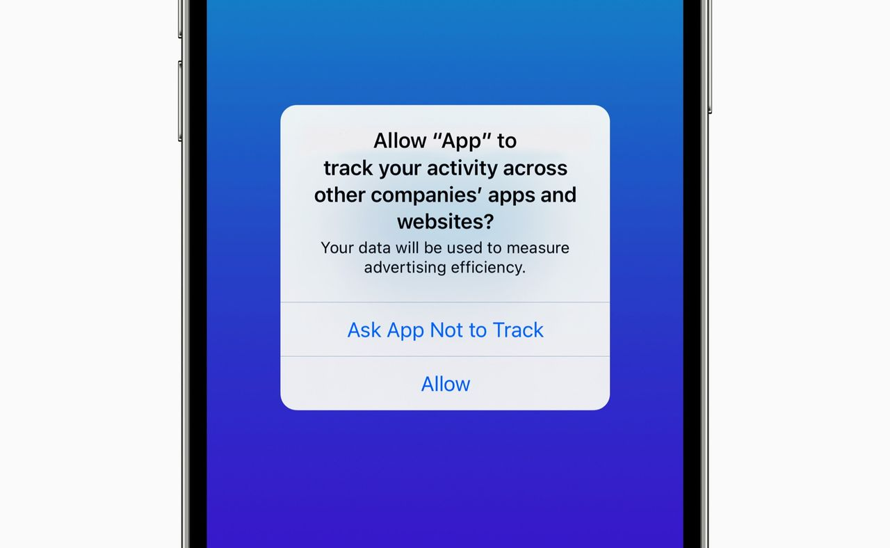 Appar spårar användare i iOS även om de sagt nej