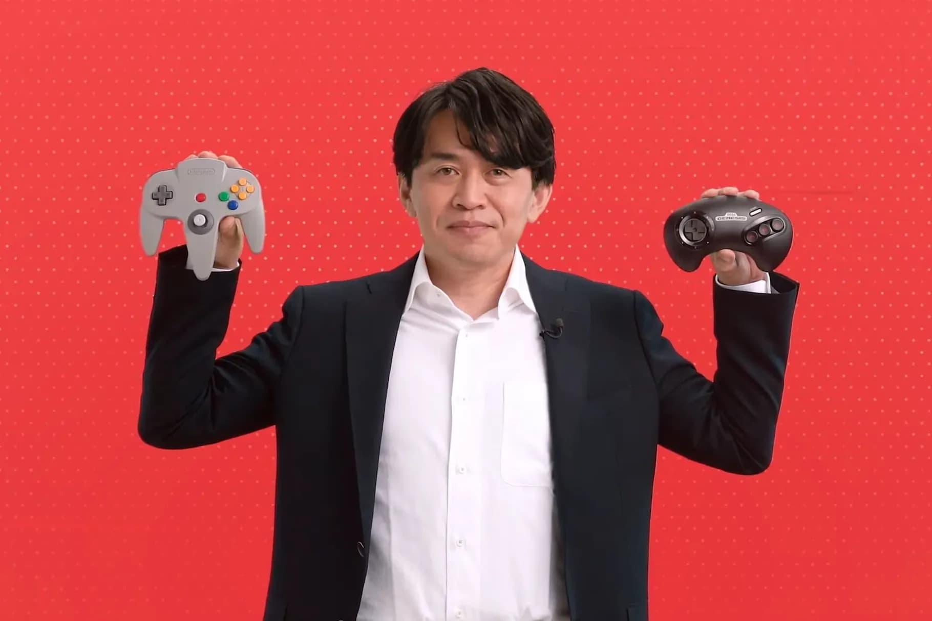 Sega Mega Drive- och N64-kontroller kommer till Switch Retrofest på Nintendo nästa månad