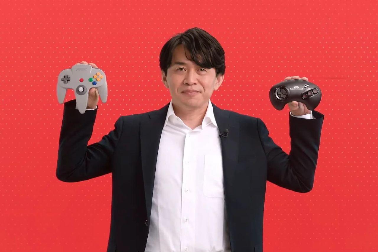 Sega Mega Drive- och N64-kontroller kommer till Switch