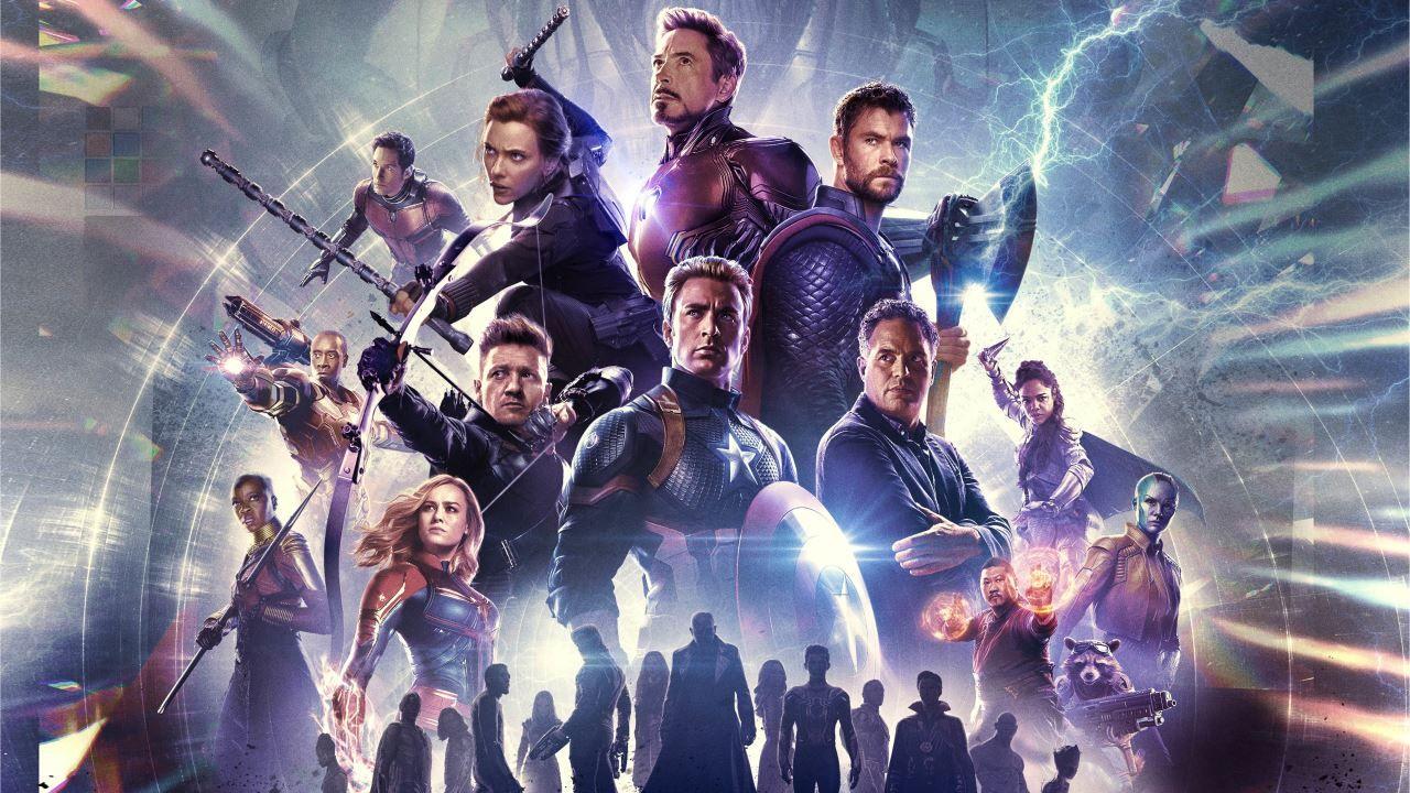 Disney stämmer för att behålla rättigheterna till Avengers-karaktärer