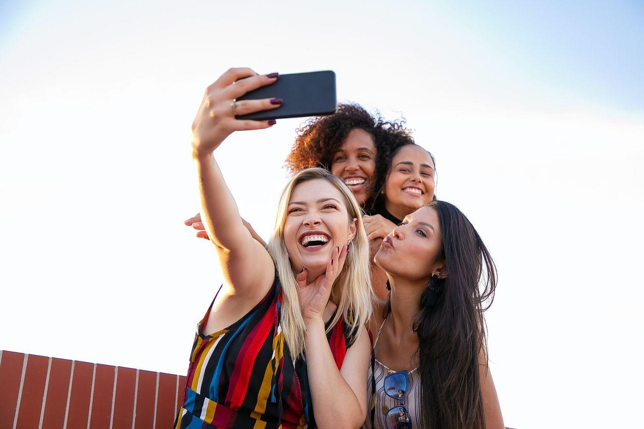 Instagram är inte alls skadligt för ungdomar
