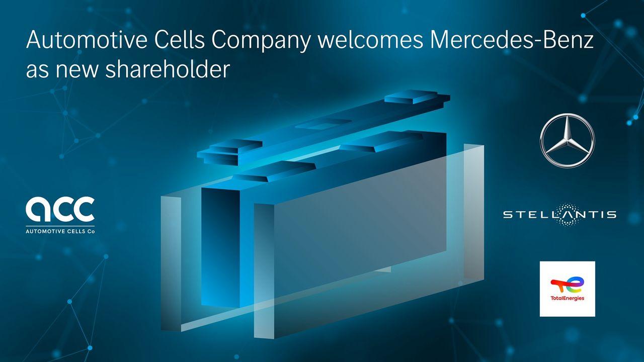 Mercedes och Stellantis ska utveckla battericeller tillsammans