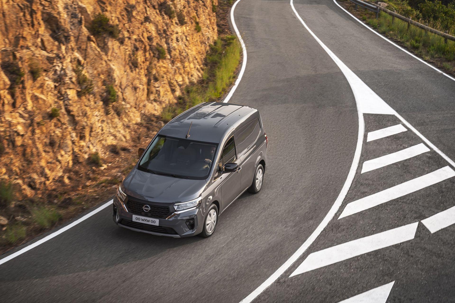 Nissan ersätter NV200 och e-NV200 med Townstar