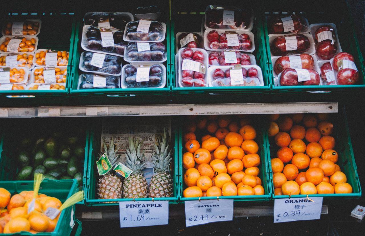 Spanien förbjuder inplastade frukter och grönsaker