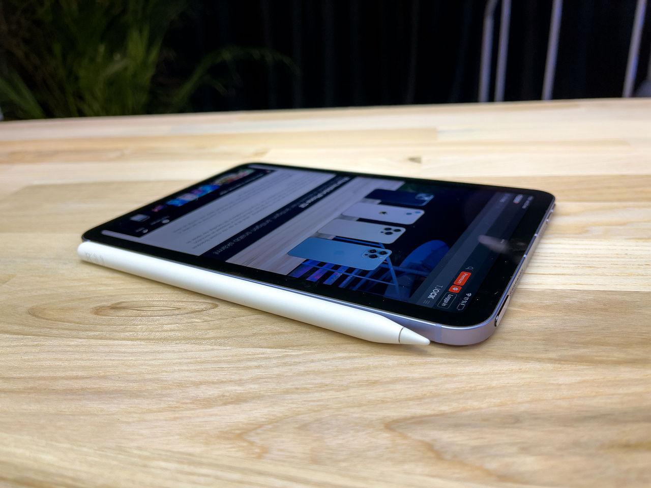 Vissa iPad minis sägs lida av gele-scrollning