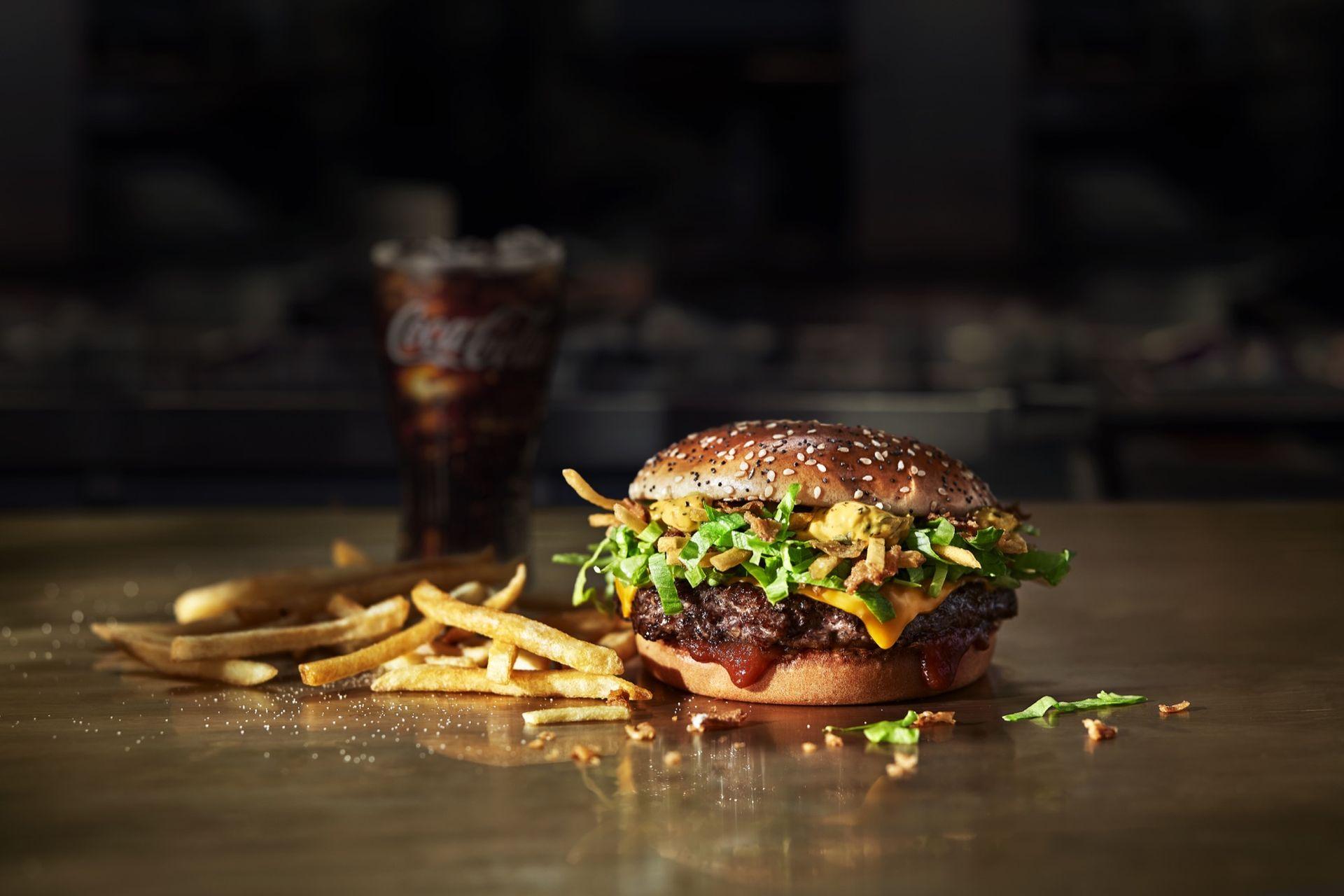 McDonald's lyxigaste burgare hittills