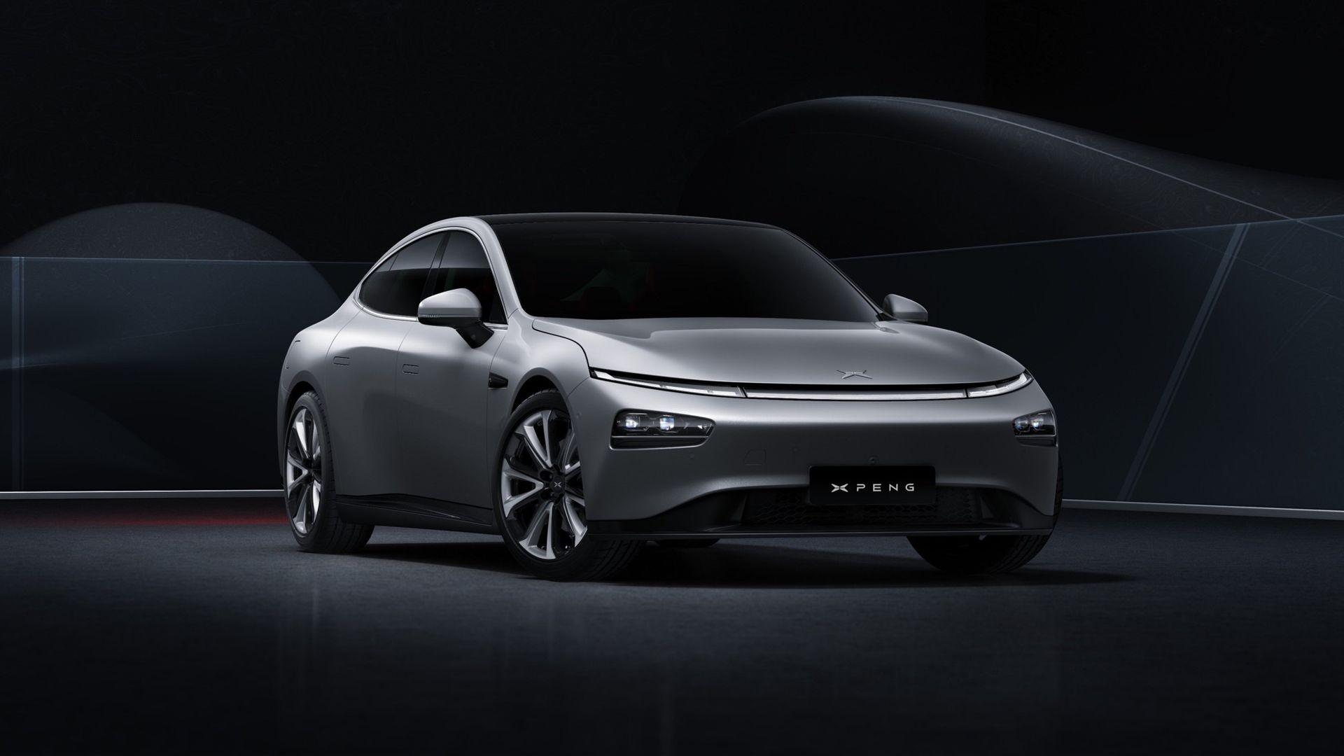 Den kinesiska biltillverkaren Xpeng har nu en svensk hemsida
