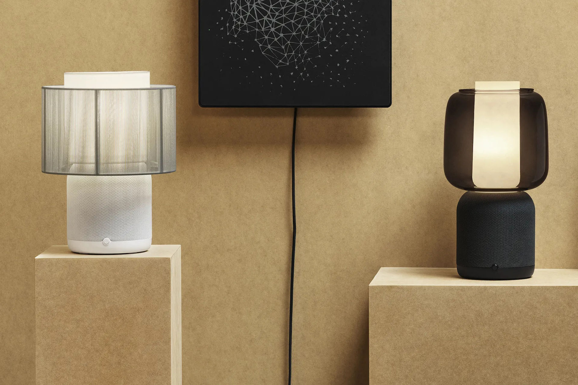 Ikea och Sonos släpper ny Symfonisk-lampa
