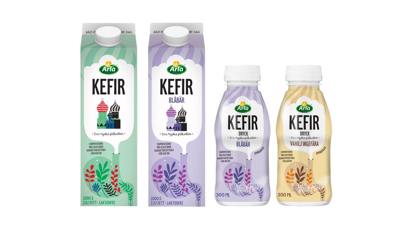 Nytt recept på Kefir