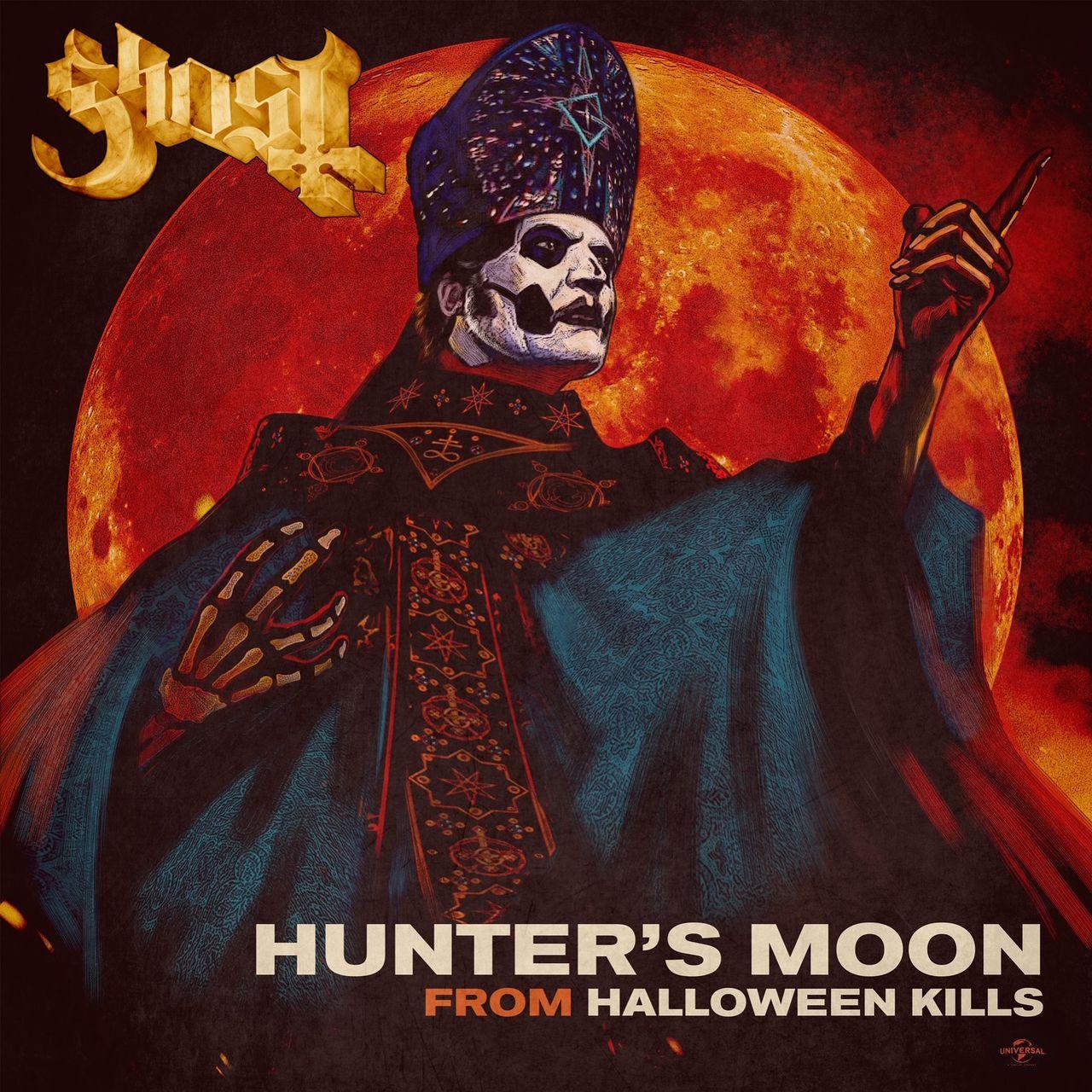 Ny singel från Ghost