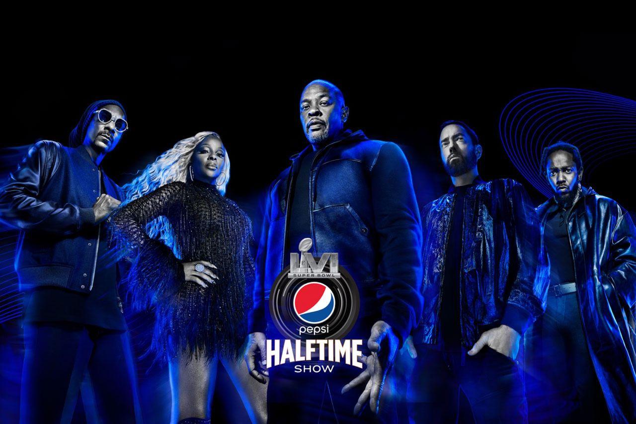 Hiphop-legendarer ska lira på Super Bowl
