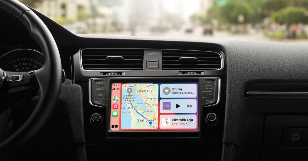 CarPlay kanske snart kan kontrollera fler saker i bilen