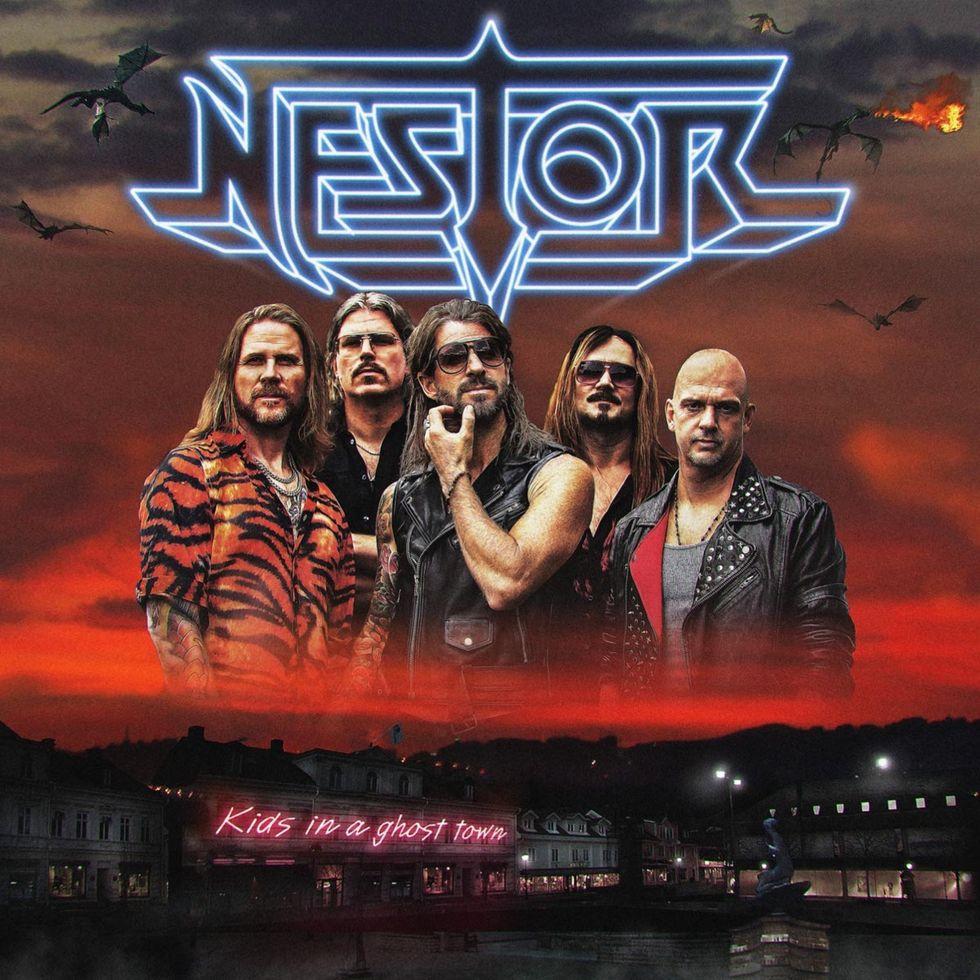 Nestor släpper snart nytt album