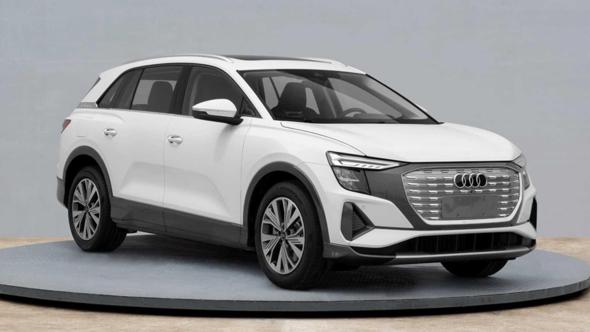 Audi Q5 e-tron: Sjusitsiga elsuven kommer inte till Sverige