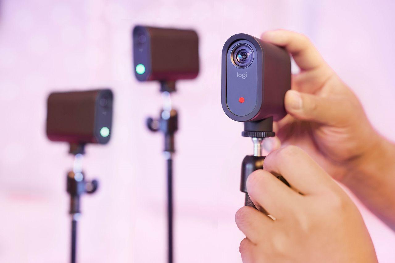 Logitech släpper kamerapaketet Mevo Start Pack