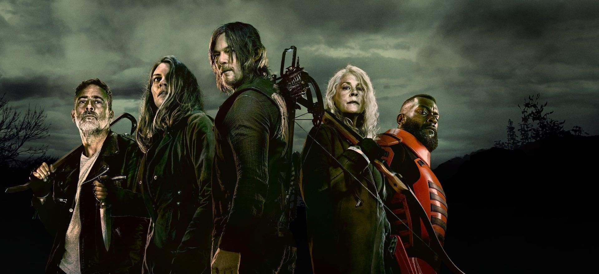 Tales of the Walking Dead kommer nästa år
