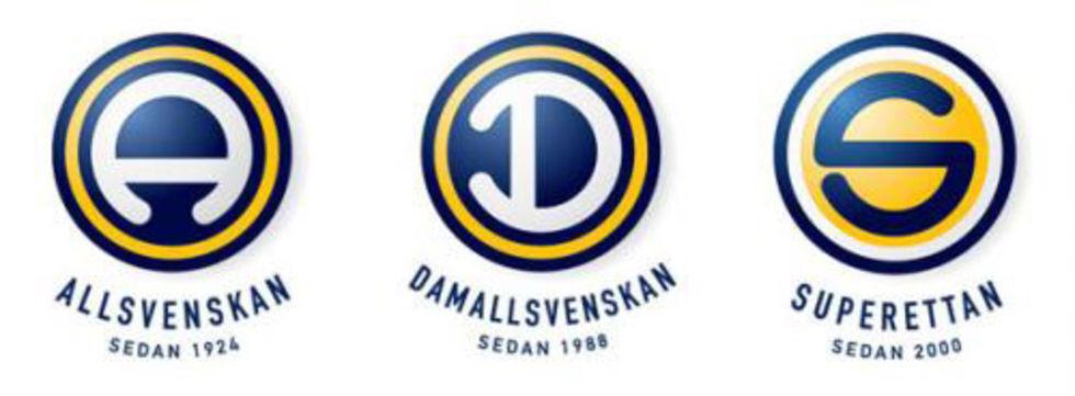 Allsvenskan får nytt utseende!