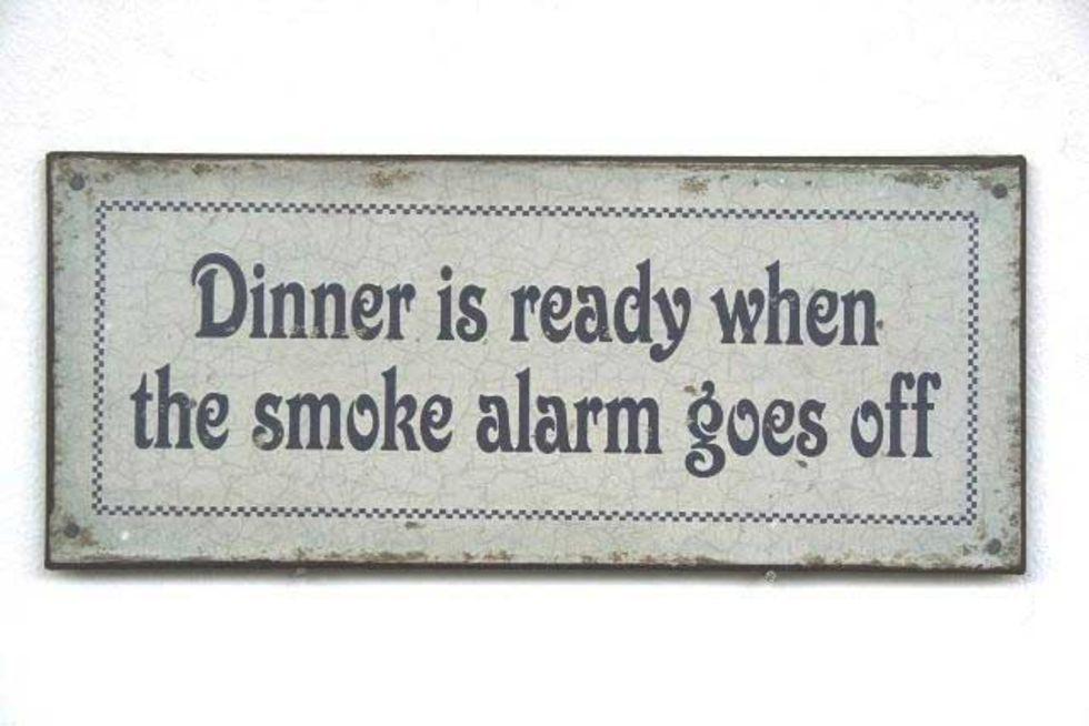 Humor på dörren