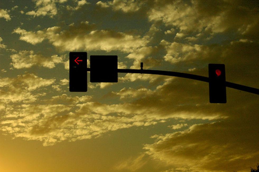 Fuska med trafikljus och tjäna miljoner