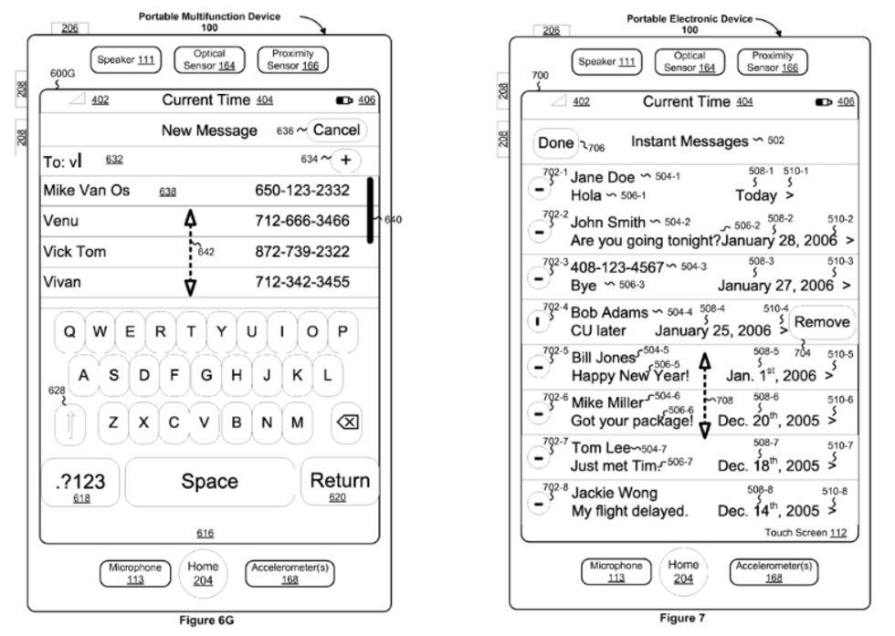 Apple söker patent till iPhonen