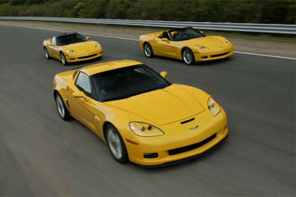 Corvette Blue Devil ska sätta Viper SRT10 på plats