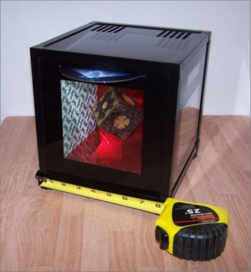Snyggt designad dator
