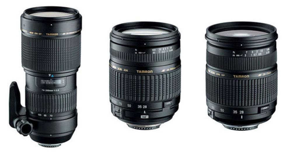 Nya Nikonobjektiv från Tamron