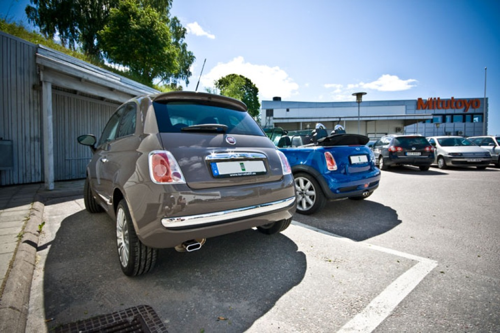 Febergaraget: Fiat 500