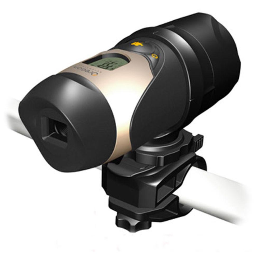 Nya kameror för den våghalsige