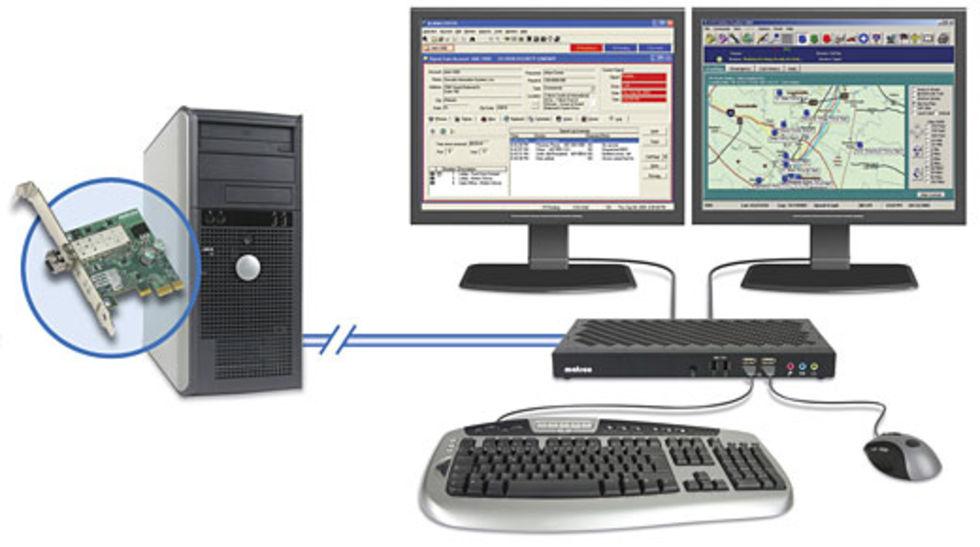 Flytta datorn 259 meter bort